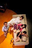 """""""Hamlet""""  y """"La Familia Argentina"""": entre el desborde escénico y la crudeza de la realidad"""