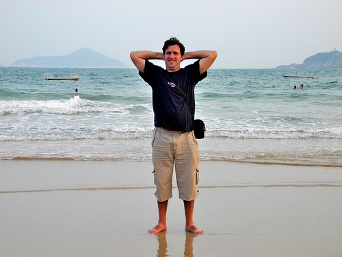 On Shek-O Beach