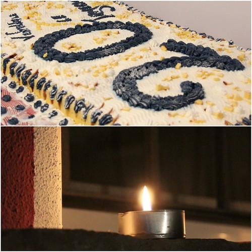 torta e candelina