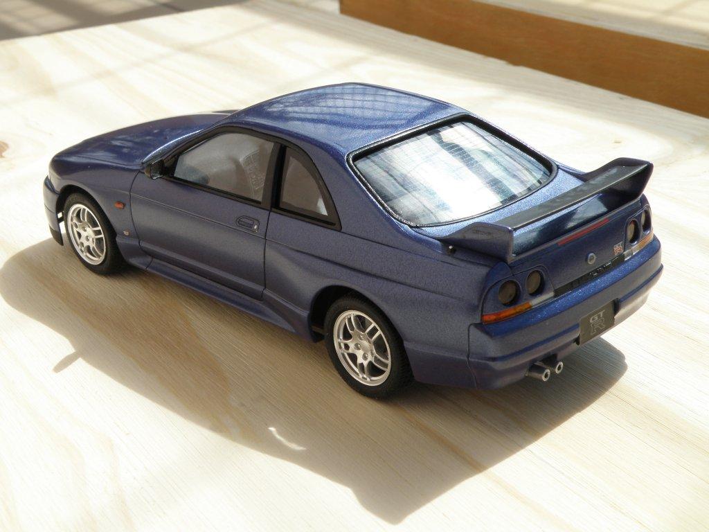 1993 Nissan Skyline GT-R r33 6235564142_06d6f7f215_b