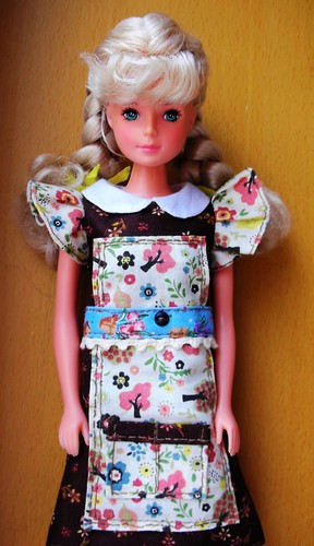my vintage tong doll, betty teen doll by Gina Ge