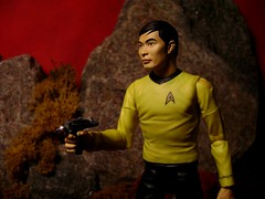 Hikaru Sulu (Wizard of X) Tags: startrek trek actionfigure star georgetakei sulu takei roddenberry hikarusulu generodenberry wizardofx