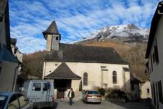 Orcun - Aspe - Pyrénées (alainmuller) Tags: orcun aspe france bedous eglise clocher montagne pyrénées