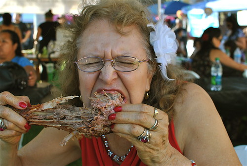 mama loves turkey