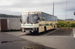 HIL7240 (Norfolk Coachways) Tags: europa coaches spratts bova wreningham bovaeuropa cjs447 hil7240