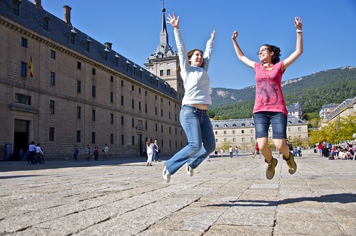 Jumpin' El Escorial