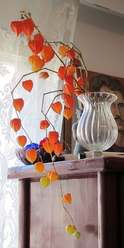Chinese Lanterns by Anna Amnell