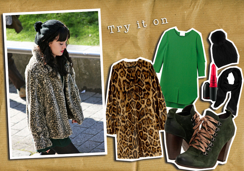 Animal print_try it on