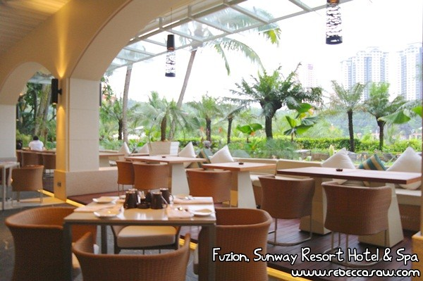 fuzion, sunway resort hotel & spa-0