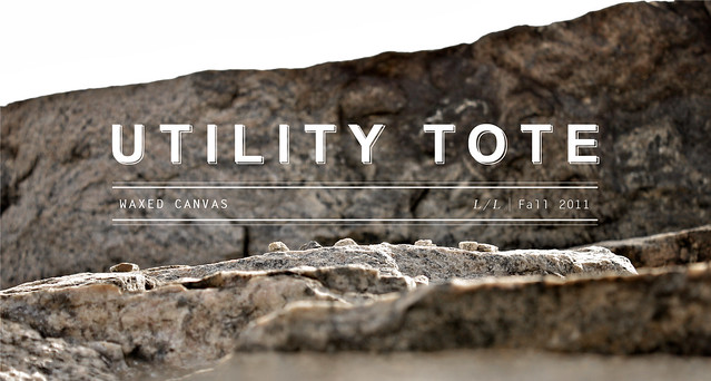 Utility Tote Banner
