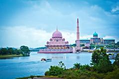 Putrajaya Mosque Malaysia (   Abdulraheem) Tags: malaysia putrajaya putrajayamosque abdulraheemmalmalmi