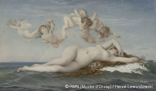 Alexandre Cabanel's The Birth of Venus