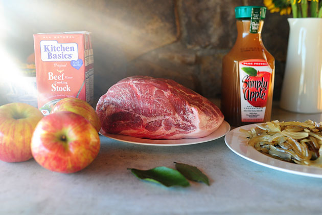 Pork Roast with Apples and Onions | The Pioneer Woman Cooks | Ree ...