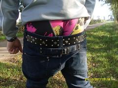 ME SAGGER shorty rose .. (3) (saggerpants69) Tags: ass low butt jeans sagging sag sagger shorty bulge