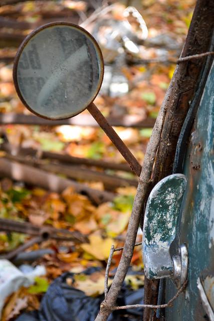 van mirror