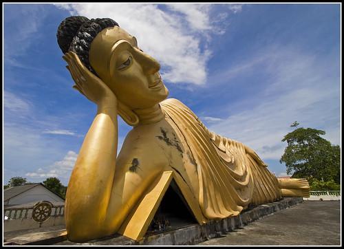 Sri Sunthorn Temple Buddha