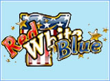 Online Red White Blue 5 Lines Slots Review