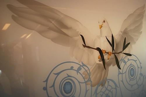 The Holy Spirit by Heidi Popovic
