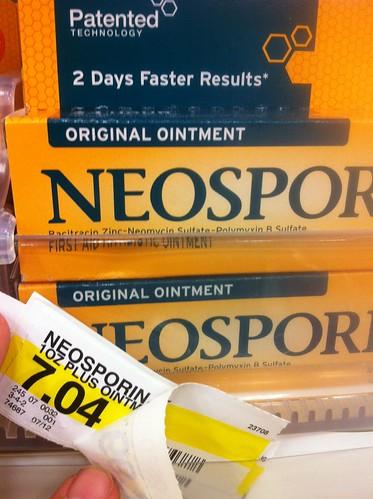 NEOSPORIN B