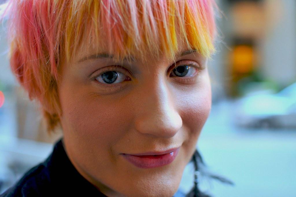 Erin Delany ~ Occupy Chicago Police Liason