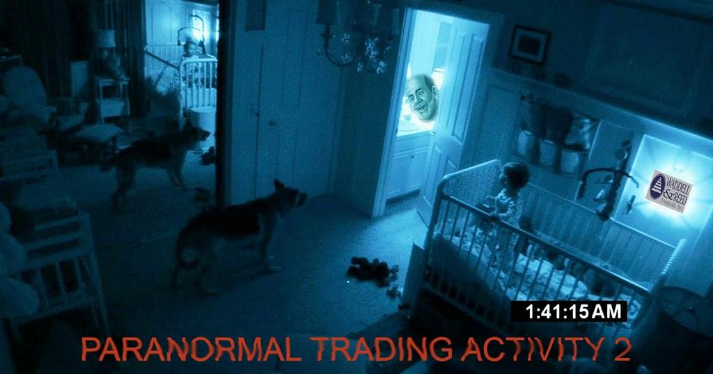 PARANORMAL TRADING ACTIVITY 2B