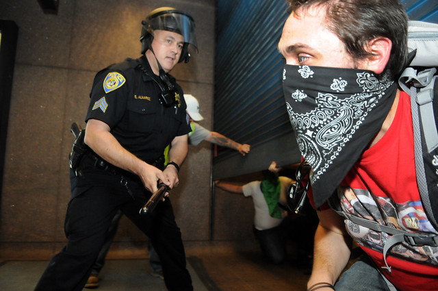 Bart Protests