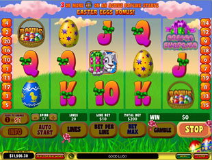 Easter Surprise slot game online review