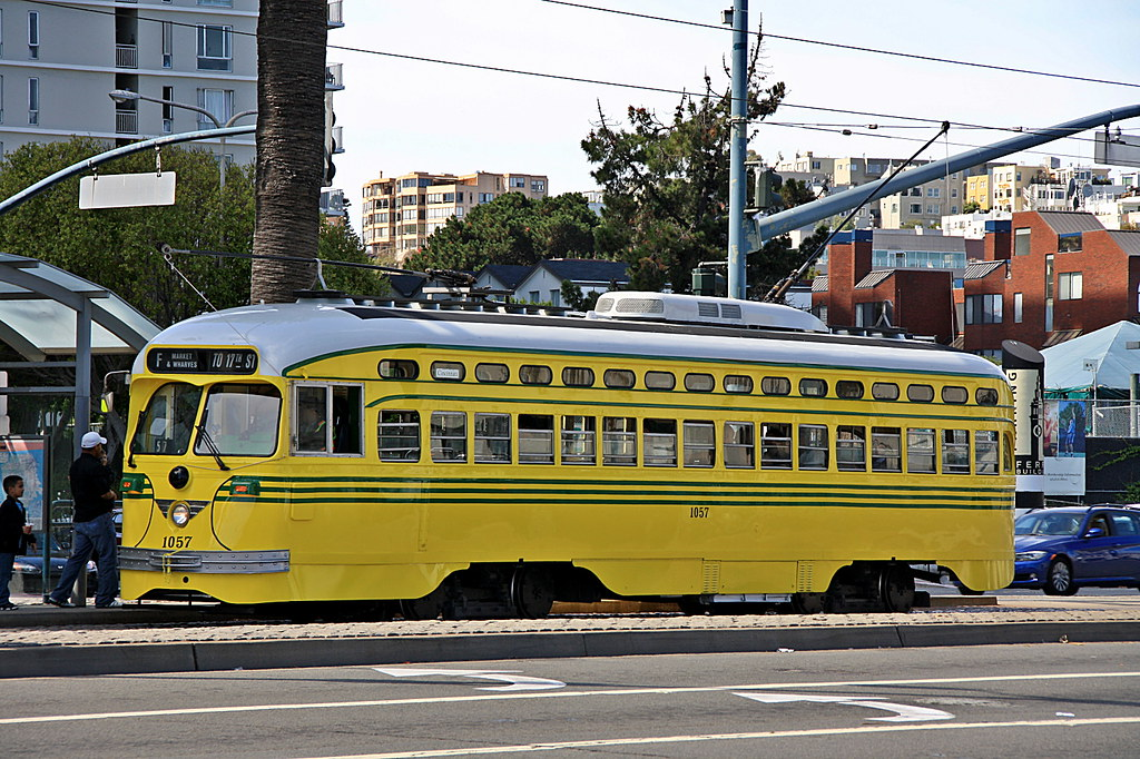 Old Time Trolley