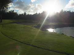 Turtle Bay Colf Course 400