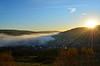 Rhondda (Ceasar2011) Tags: fog porth pontypridd rhondda cymmer mountainvalley trehaford