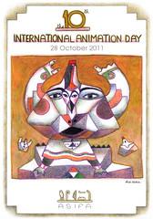 111028(1) - 今天是第十屆國際動畫日「INTERNATIONAL ANIMATION DAY 2011」!