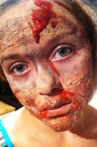 Best Zombie Make-Up Tutorials on the Web ~ Halloween and The Walking Dead