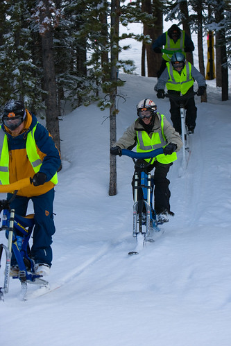 Winter Park Ski Biking2. Photo courtesy Winter Park Resort.