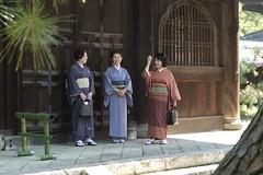 Women in Kimono Kyoto