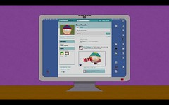 Mad Friends - South Park - You Have 0 Friends (GladiolaBean) Tags: satire southpark parody comedycentral jimcramer madfriends madmoney fictionalized productdisplacement