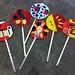 Matisse lollipops