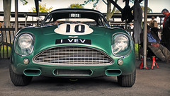 Adrian Beecroft's 1961 Aston Martin DB4 GT Zagato No.10 - 2011 Goodwood Revival (Explored) (rookdave) Tags: martin adrian db4 gt goodwood aston 1961 beecroft revival zagato no10 2011