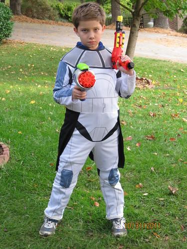 2011 Halloween: Zombie Hunting Clone