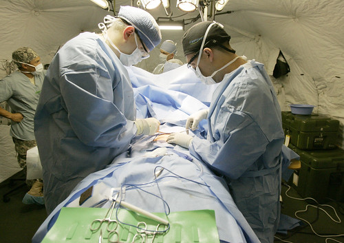 Surgery by Army Medicine, on Flickr