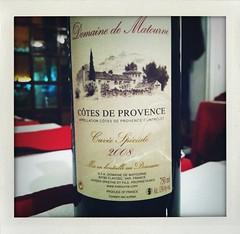 Cotes de Provence a La Merenda