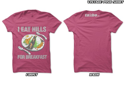 I Eat Hills for Breakfast