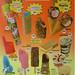 Cartel helados Frigo