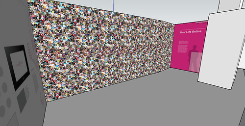 Twitter Wall Visualisation