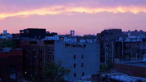 East Village Sunrise