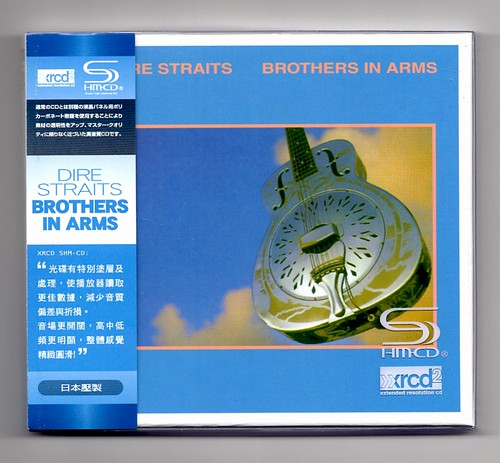 Amazon.com: Customer reviews: brothers in arms xrcd
