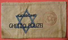 WARSAW GHETTO, POLAND ---JEWISH GHETTO POLICE ...