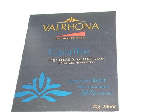Valrhona Caraibe 66%