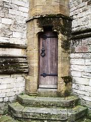 The Narrow Way (maisonburke) Tags: doors steps churches dorset dorchester entrances 5photosaday
