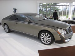 XENATEC BANKRUPT - NO MORE MAYBACH COUPES FOR THE SUPERRICH !! (livinginchina4now) Tags: company end coupe maybach bankrupt pleite exelero xenatec