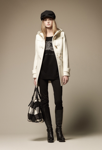 burberry blue label fall collection 2011_5